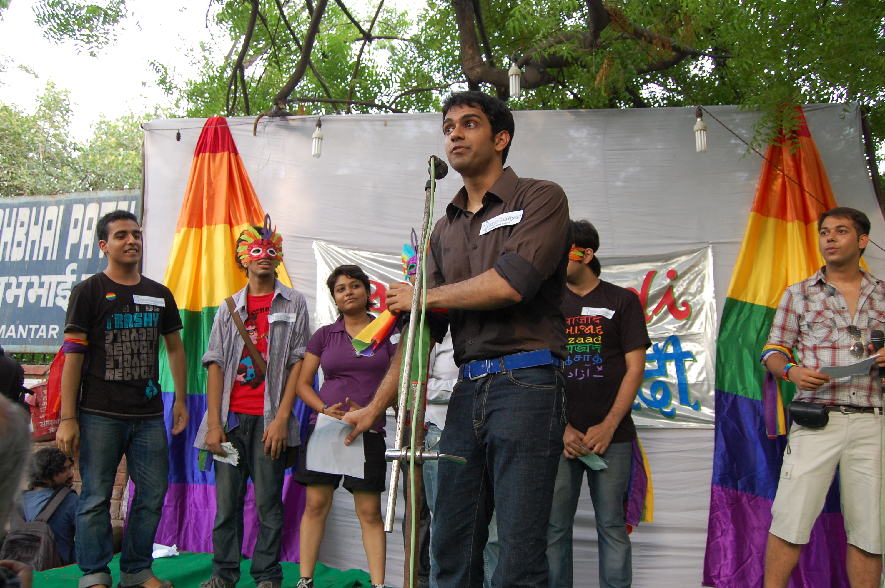 India's Supreme Court To Review Law Criminalizing Homosexuality