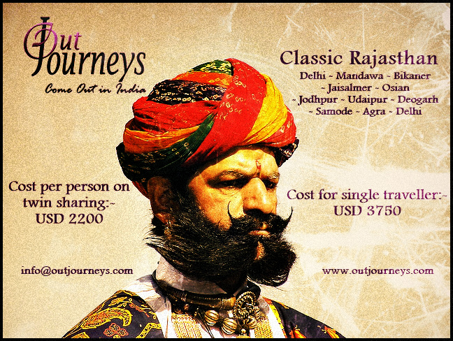 Classic Rajasthan - Gay India Tour  (2/2)