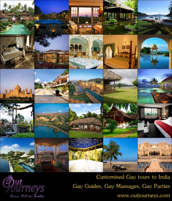 Luxury Stays in India - Out Journeys